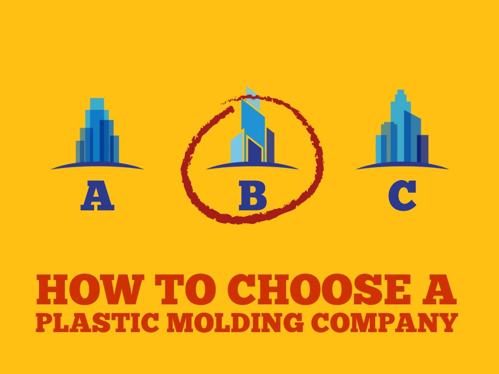 How to Choose a Plastic Molding Company in China