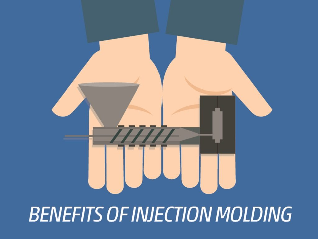 Benefits of Injection Molding