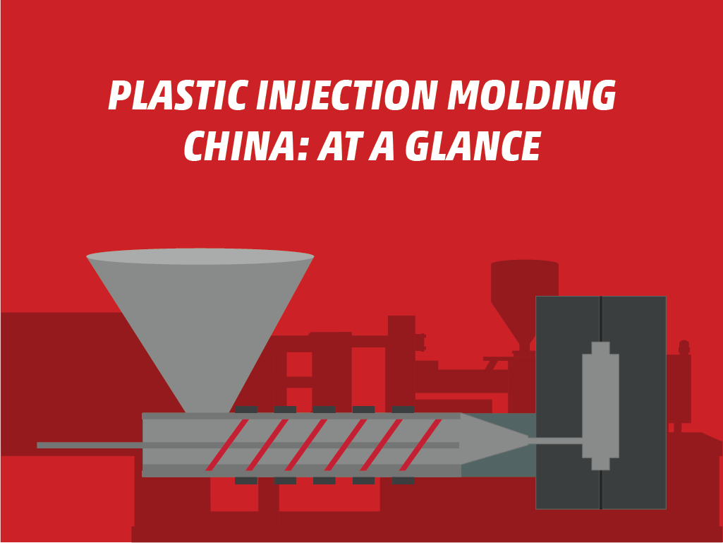 Plastic Injection Molding China: At a Glance