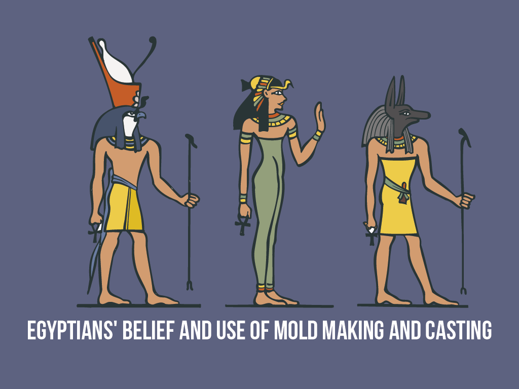Egyptians-Belief-and-Use-of-Mold-Making-and-Casting