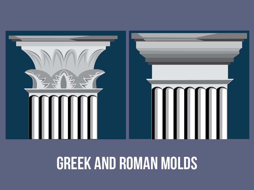 Greek-and-Roman-Molds
