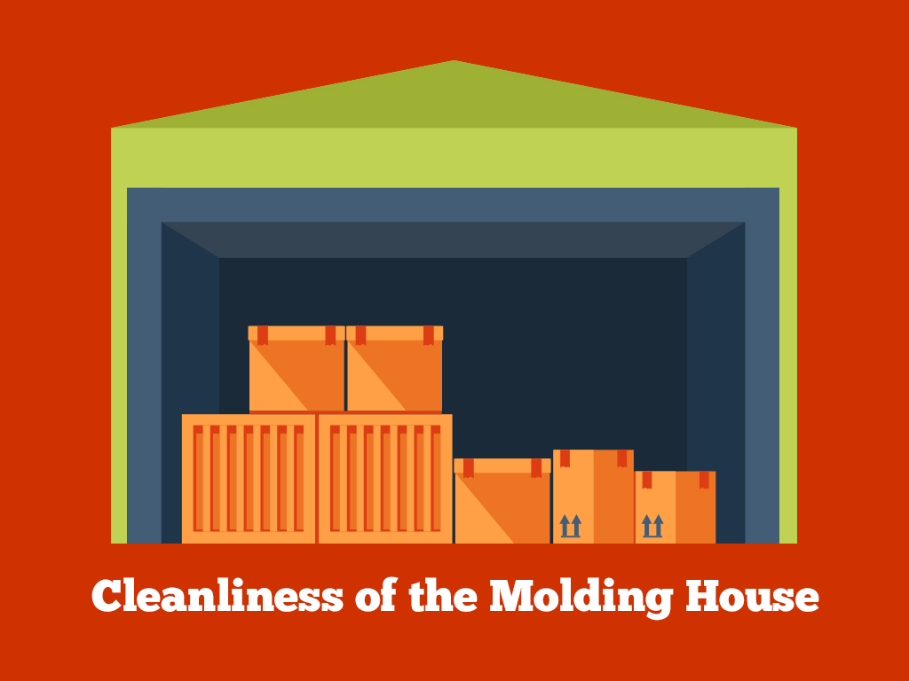 Cleanliness-of-the-Molding-House