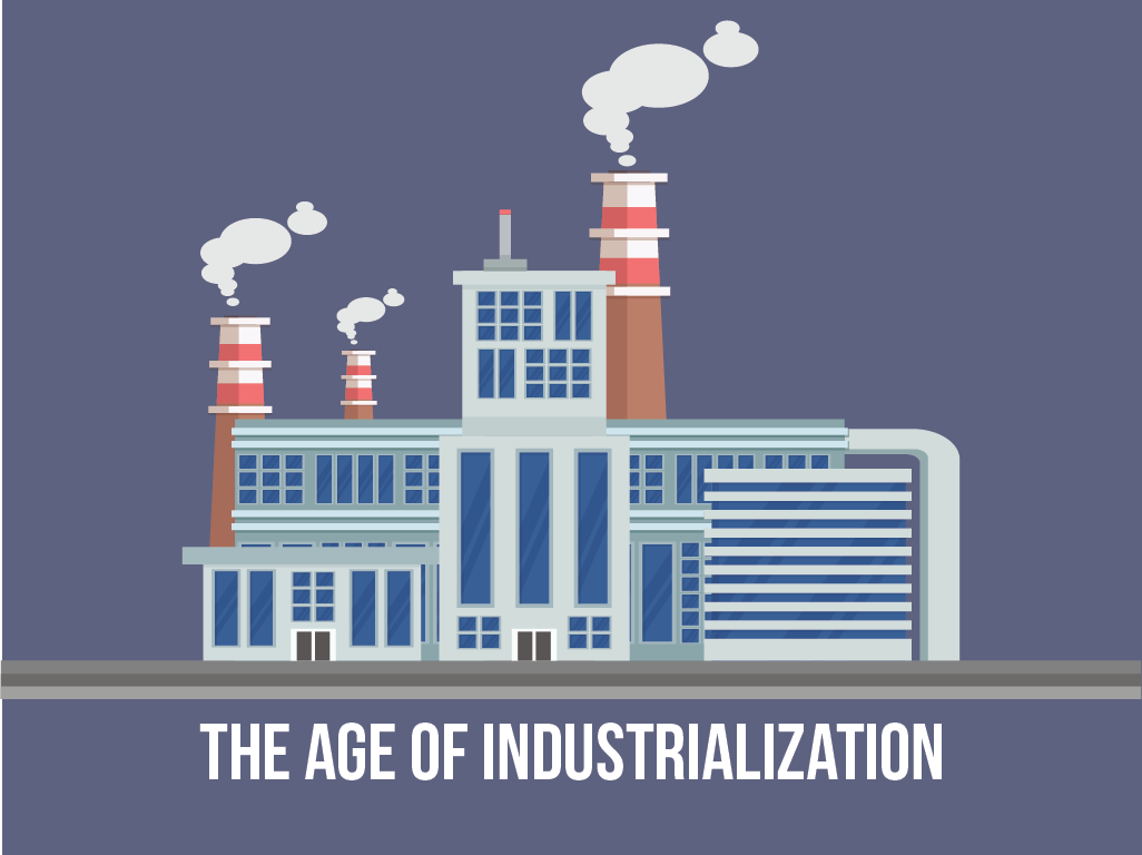 The-Age-of-Industrialization