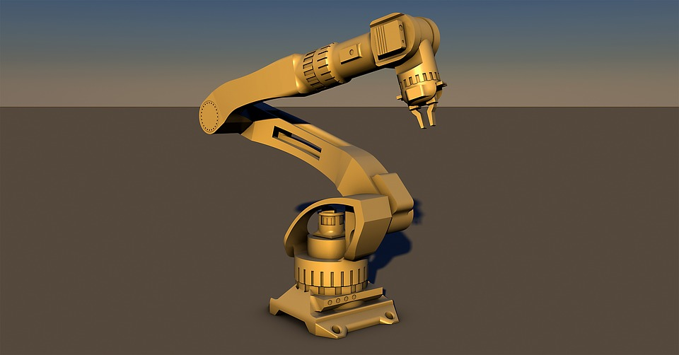 How Automated Robots Will Change the Injection Molding Industry