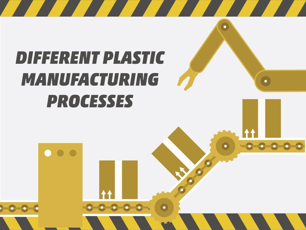 Different Plastic Manufacturing Processes