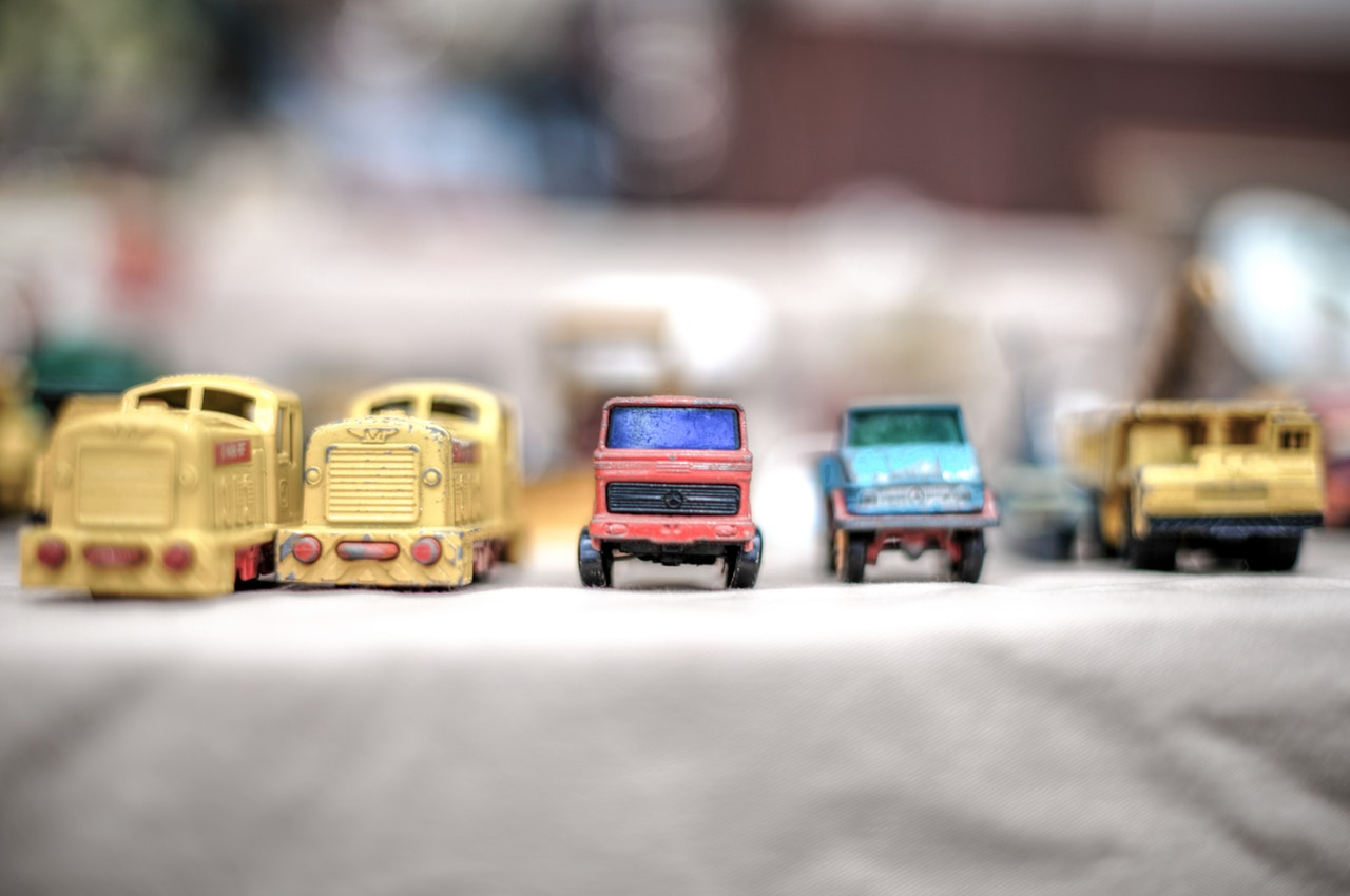 From Plastic Injection Molding to Steel Forging: How Toys Have Evolved Over the Years