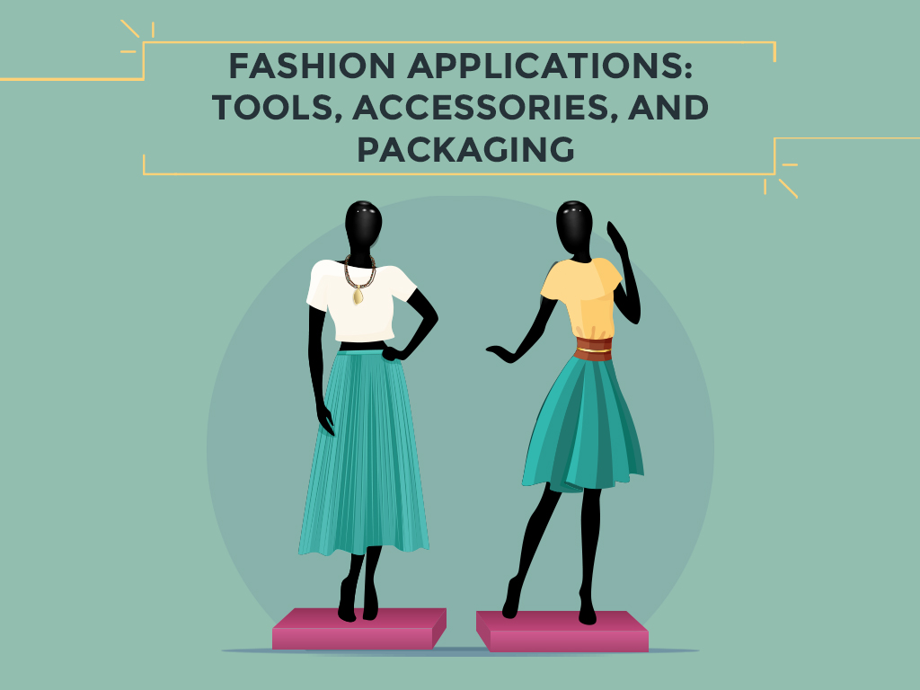 Fashion Applications Tools, Accessories, And Packaging