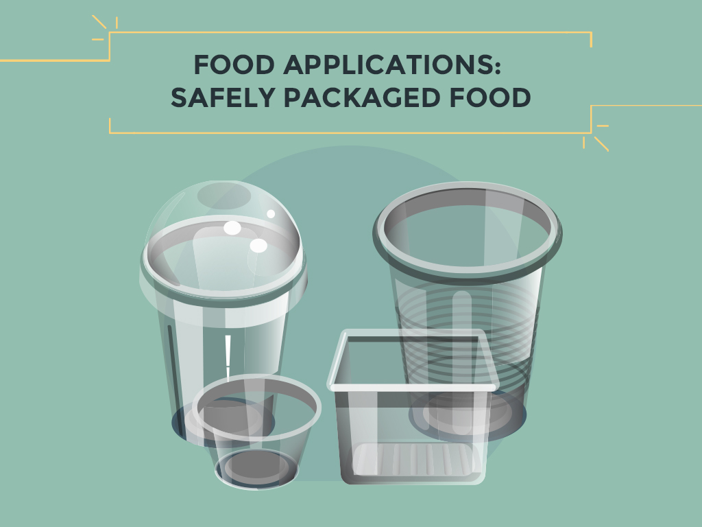 Food Applications Safely Packaged Food