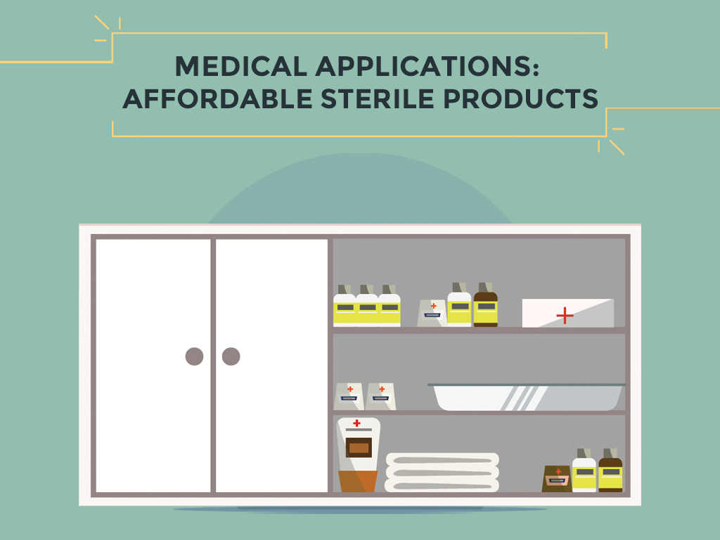 Medical Applications Affordable Sterile Products