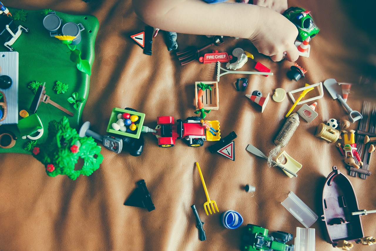 Multi Color Plastic Injection Molding And The Toy Industry