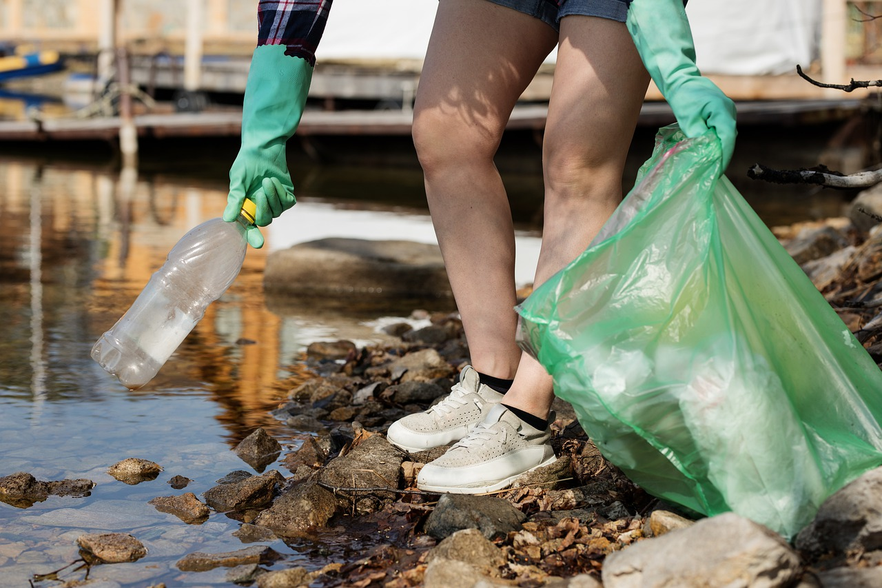 How Ocean Plastic Is Recycled