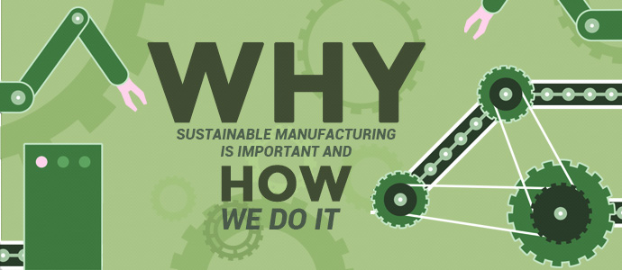 Cover Photo Why Sustainable Manufacturing Is Important And How We Do It