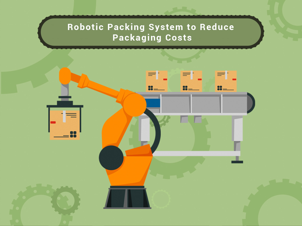 Robotic Packing System To Reduce Packaging Costs