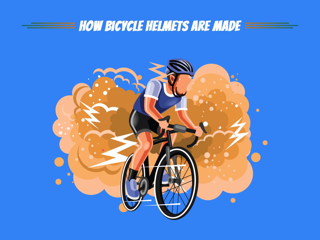 How Bicycle Helmets Are Made