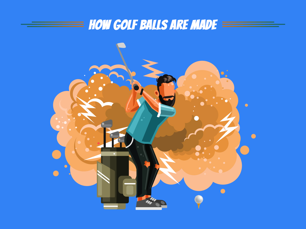 How Golf Balls Are Made