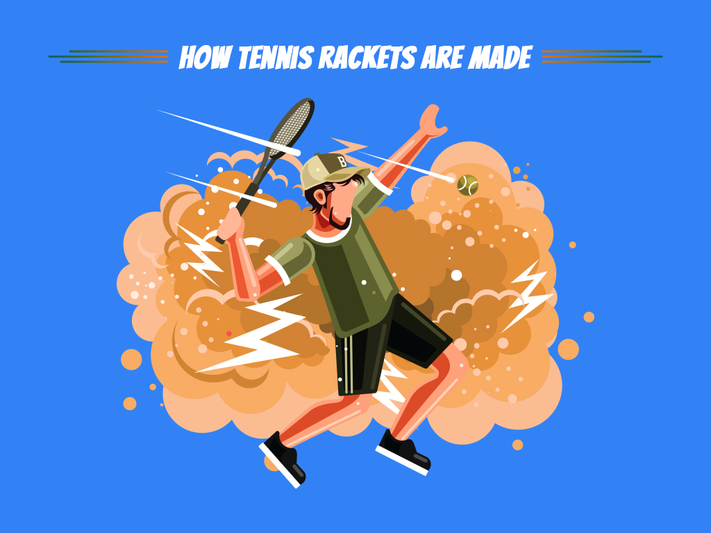 How Tennis Rackets Are Made