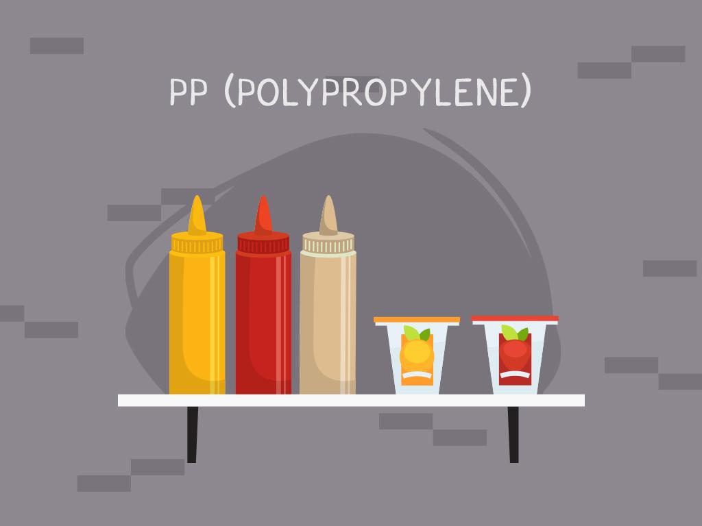 #5 PP (Polypropylene)