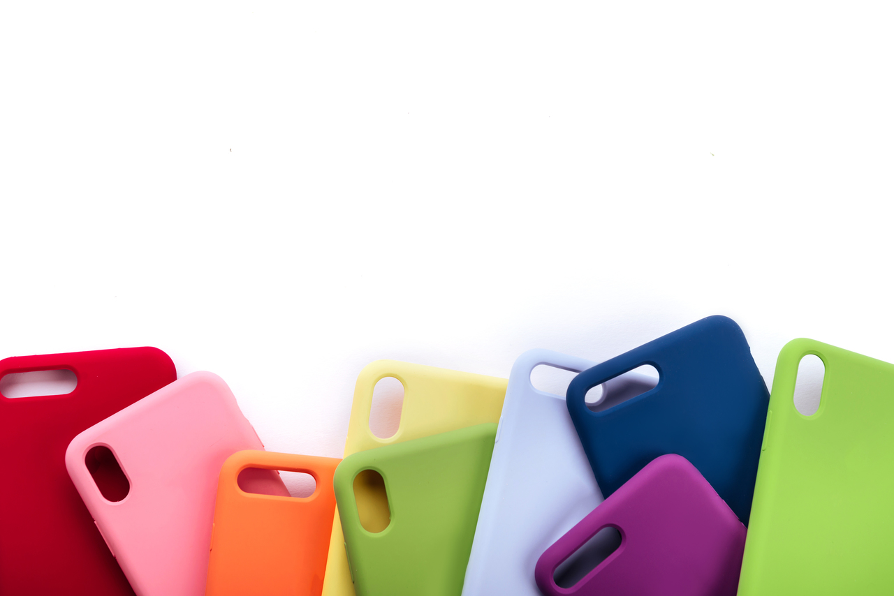 Silicone cellphone cases