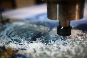 CNC product cutting china